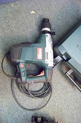 New Metabo Electronic Chipping Hammer Mhe 56