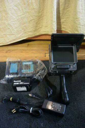 Ridgid SeeSnake LCD Monitor Model CS6xPak CS6x)))