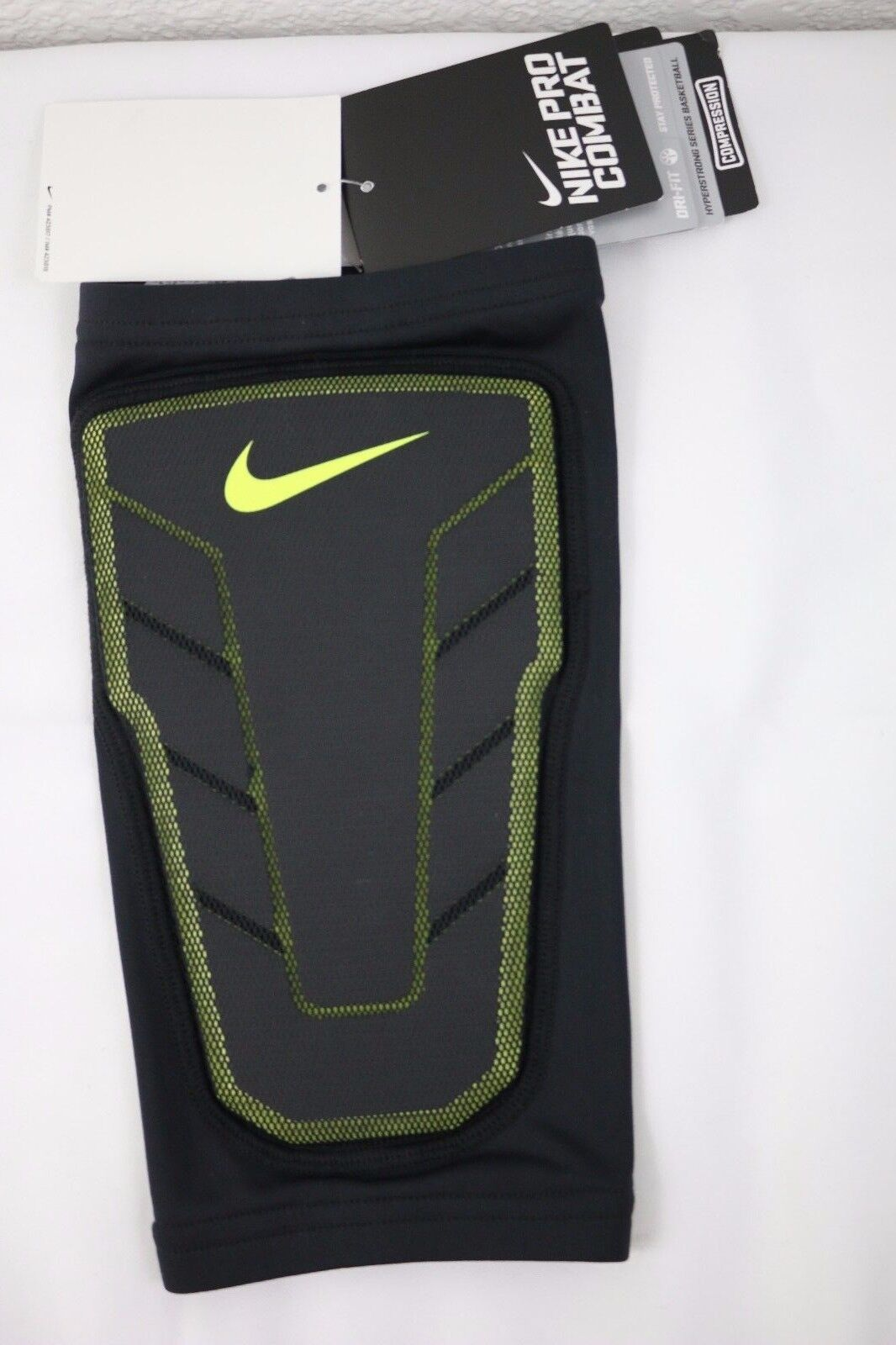 334e5acef7 ... UPC 884497079158 product image for Nike Pro Combat Hyperstrong  Compression Basketball Padded Shin Sleeve Sz Xl