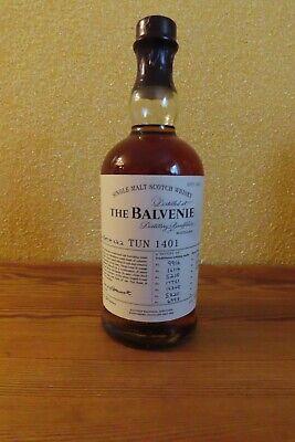 Top Rarität Balvenie - Tun 1401 Batch 2 Whisky 70cl