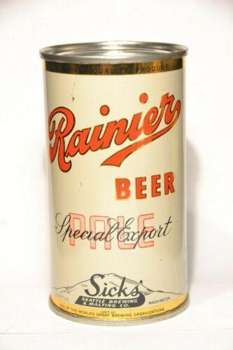 Rainier Beer Flat Top
