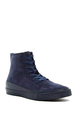 Converse Chuck Taylor All Star Quantum High Top Navy Suede 156169C Men's Size 8 ()