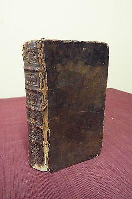 1722 French New Testament - Samuel Rutan Family History