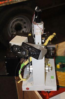 Leitz Diavert Microscope
