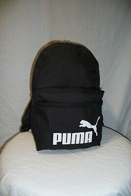 PUMA Black 15/20L Rucksack Backpack Bag