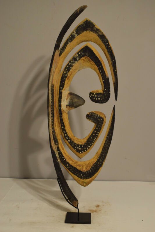 Statue Papua New Guinea Cult Hook Figure