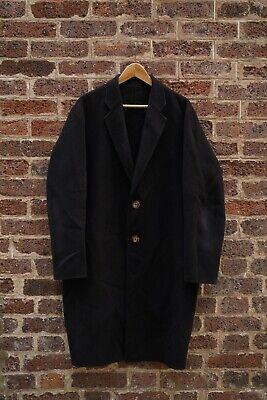 ACNE STUDIOS Cashmere/Wool Coat Size 48 (EU)