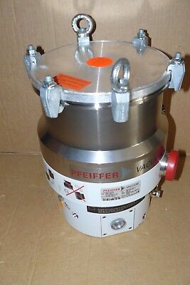 Pfeiffer Tmh 1001 P Turbomolecular Vacuum Turbo Pump Dn 200 Iso-k 3p 920 Ls New