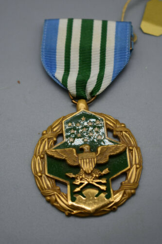"US Military Medal ""For Military Merit""  in good condition.  Clean."