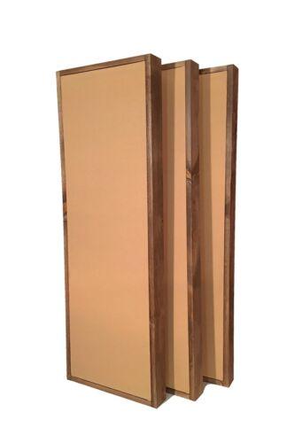 FRAMED ACOUSTIC PANEL - 4ftx15inx2.5in