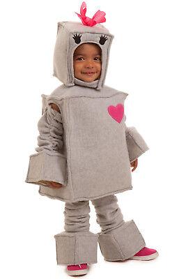 Rosalie the Robot Costume Infant Baby Toddler Child 18 24 months 2T 3T 4T 3 4 - Toddler Robot Costume