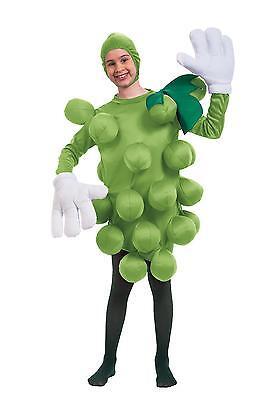 Jungen Mädchen Grün Trauben Frucht Gesundes Essen-Kostüm PA9501CH