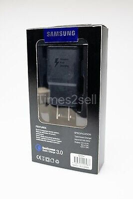 Samsung Galaxy S10 Plus Charger Cable OEM Fast Original Type C Wall Adapter New