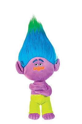 nobrand Trolls Peluche Giocattoli Cartone Poppy Ramo Ripieno Bambole I DreamWorks Trolls Christmas Kids Giocattoli 23cm