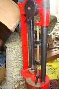 Antique Gasoline Pump