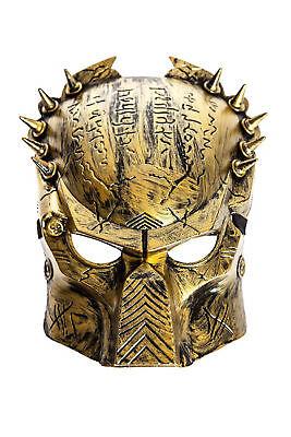 Predator Cosplay Mask Costume Props Halloween Party Horror Alien VS Predator UK (Halloween Masks Uk Horror)