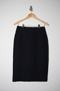 J.Crew Telegraph Pencil Skirt in Super 120s