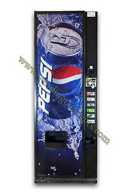 Royal Vendors 282 Drink Vending Machine