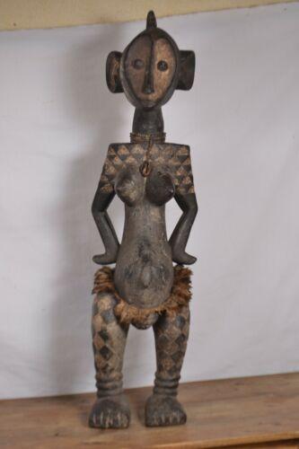 African tribal art,amaizintg tall ngata statue