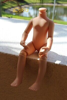 "Articulated Body for Paola Reina Dolls~13.5""~34cm~ iCukla~jointed body"