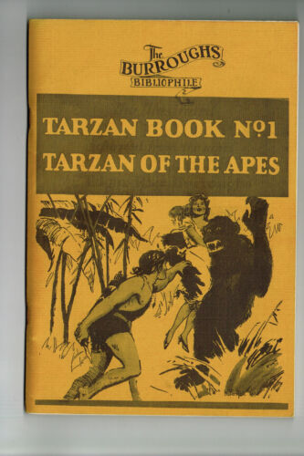 THE ILLUSTRATED TARZAN BOOKS #1 (OF THE APES) HOUSE GREYSTOKE 1967 HAROLD FOSTER