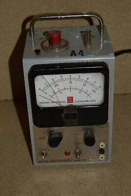 Keithley Instruments Electrometer Model 210