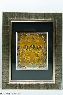 icon holy trinity святая троица икона