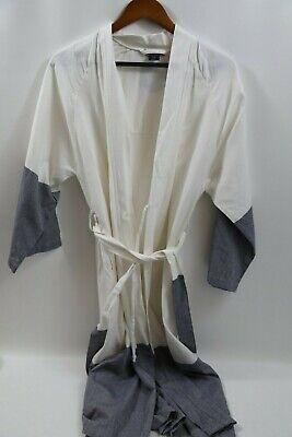 #915 Natori Women's Bamboo & Cotton Robe Size S-M