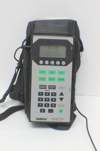 Sadelco DisplayMax 5000 Signal Level Meter with ac adapter