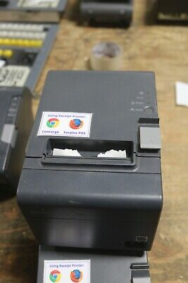 Epson Tm-t20ii Pos Thermal Receipt Printer