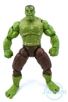 "Marvel Legends 6"" Inch Target Exclusive 3-Pack Avengers Hulk Loose Complete"