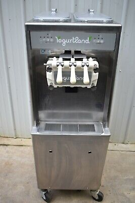 2011 Taylor 794-33 Soft Serve Ice Cream Yogurt Water Cooled Machine