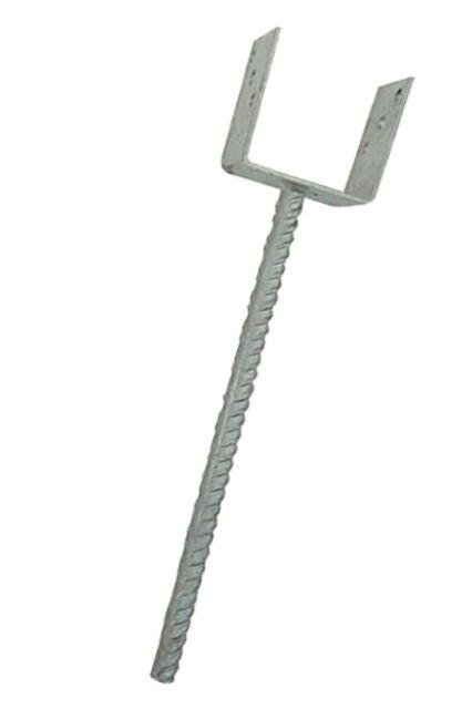 Ordentlich Pfostenträger Pfostentraeger VZ 400mm Dolle 101mm | eBay TF26