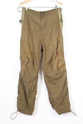 MAHARISHI Hardy Blechman Cotton Parachute Cargo Pants Mens Size XL