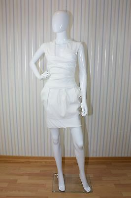 PREEN by Thornton Bregazzi White Dress