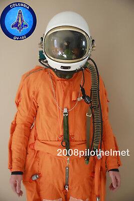 SPACESUIT Take it on the lam HELMET AIRTIGHT ASTRONAUT PILOT HELMET