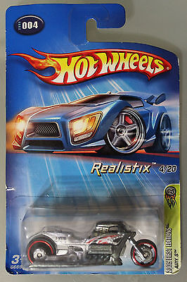 Hot Wheels 1:64 Scale 2005 First Editions Realistix Series AIRY-8