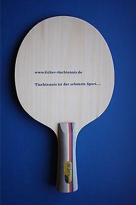 Tischtennis Holz iLchev ALL+ - Griff konkav - neu - original verpackt
