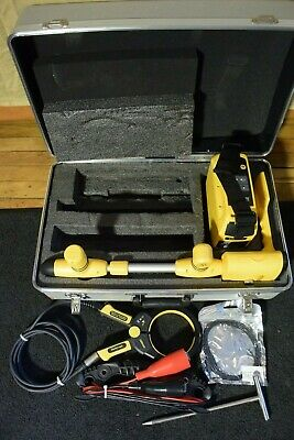 Metrotech Vivax Locator Set Model Vm-810 With 4 Inductive Clamp