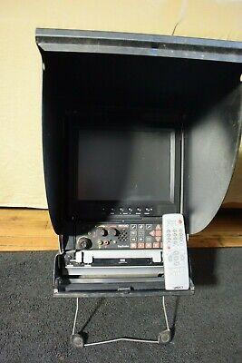 Ridgid Seesnake Lcddvd Recorder Monitor No Camera Reel Included