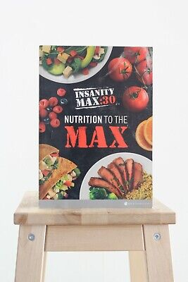 Beachbody - Insanity max 30 - Meal plan Fitness Nutrition Guide