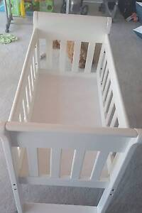 "Cradle/Cot - ""Babyhood"" - excellent condition with mattress Chelmer Brisbane South West Preview"