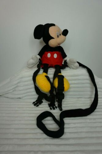 Disney MIckey Mouse Toddler 2 in 1 Harness Buddy Backpack