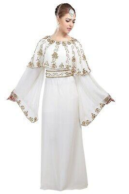 Royal Moroccan Caftan Dubai Kaftan Abaya Wedding Robe Takchita var