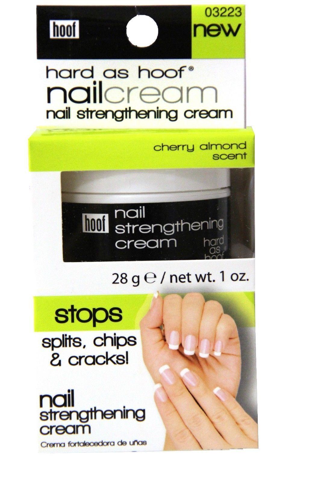Hard as Hoof Strengthening Nail Cream 1oz for sale online | eBay