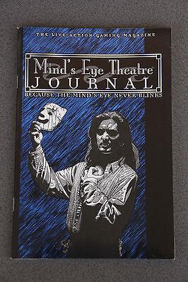 Mind's Eye Theatre Journal Issue 2 (Vampire Larp/RPG)