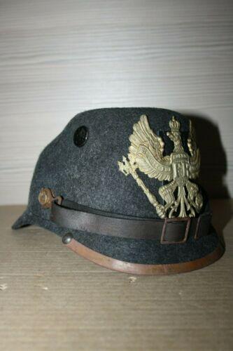 WW1 German Felt Shako Helmet