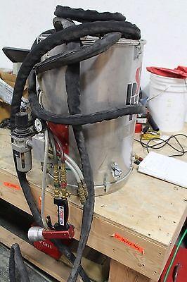 Flame-coat Powder Pistol 124 Pf Coating System
