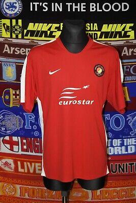 5/5 Ebbsfleet United adults XL 2008 MINT football shirt jersey trikot soccer image