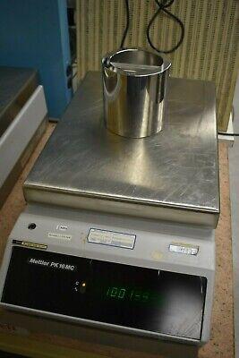 Mettler Toledo Pk 16 Mc 16000 Gram .01g Precision Balance Np52